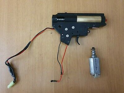 Airsoft v2 gearbox