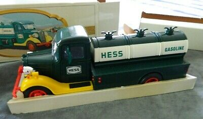The First Hess 80's Truck In Original Box Made In Hong Kong NIB NOS