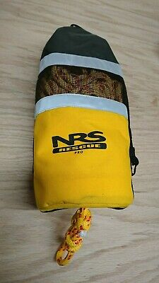 """NRS Pro Rescue Throw Bag - Dyneema Rope - 3/8"""" - 75ft"""