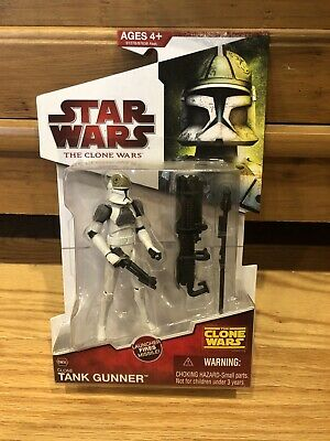 Star Wars The Clone Wars Clone Tank Gunner CW36