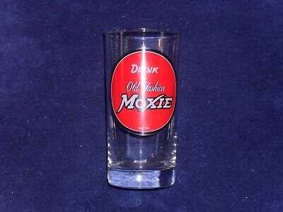 Original Drink Old Fashion Moxie Glass - No Reserve!!!