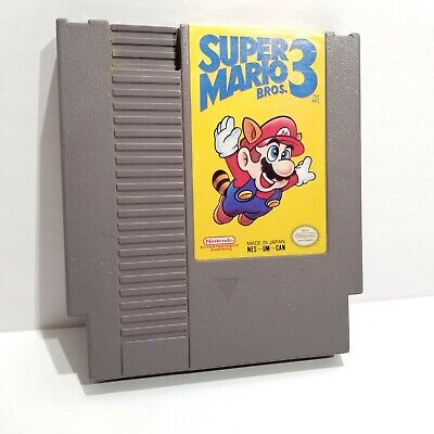 Super Mario Bros. 3 (Nintendo Entertainment System, 1990) CART ONLY - WORKS