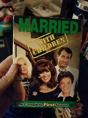 Married With Children: The Complete Series Individual Seasons By Sony