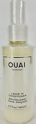 Ouai  Hair care LEAVE IN CONDITIONER Makes Soft and Smooth 4.7 fl oz-M1