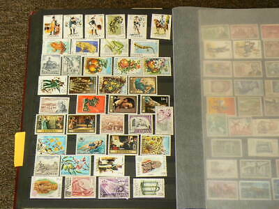 Spain Lot of over 110 Mint Never Hinged Stamps #5715