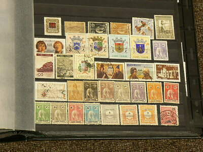 Cabo Verde Lot of 34 Stamps Majority Mint Hinged #5544