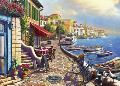 Sunny Embankment- 1000 Piece Puzzle by Ravensburger