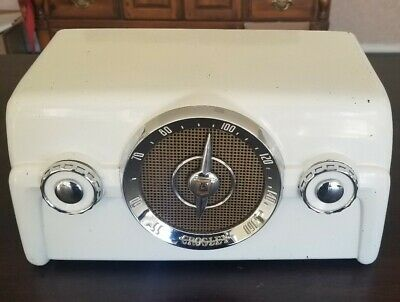Crosley 10-135 - 1950 Coloradio Museum Condition... This is IT!