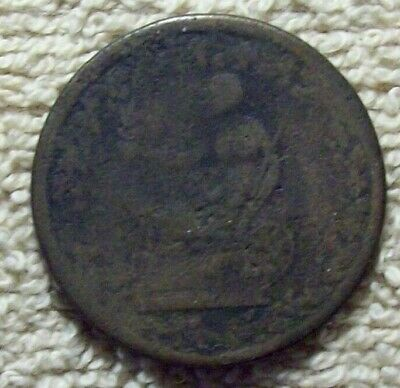 1814 Lower Canada 1/2 Penny Token