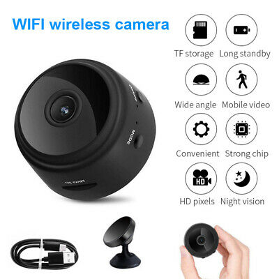 1080p A9 HD Camera Outdoor Sports DV  Home WIFI Network Infrared Night Vision