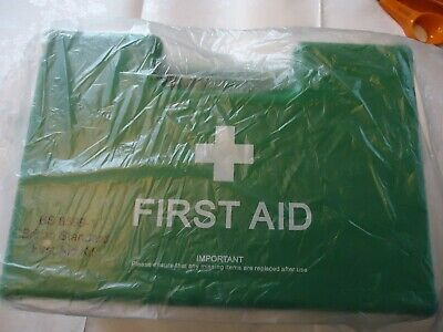 First Aid Kit - Sealed And New - Bs 8599-1 - British Standard - Original Pack