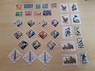 Haiti  Selection Of Stamps