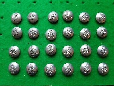 Collection of George VI 25mm Uniform Buttons