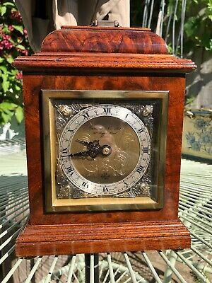 Elliott Bracket/Mantel Clock Garrard Clock Co. London.