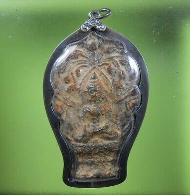 PERFECT! THAI BUDDHA PHRACHIEANGSAN ANTIQUE IN 18th C.