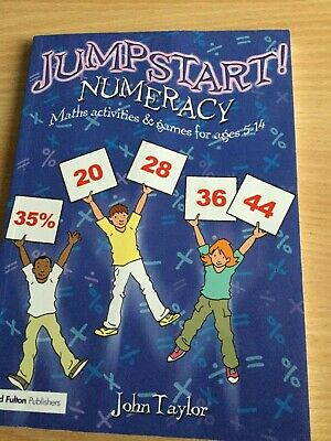 Jumpstart Numeracy- Activities And Games. Key Stage 2/ Ideal Home Learning.