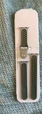 Apple 42mm Nike Spruce Fog Watch Band Also For 44mm Authentic Original