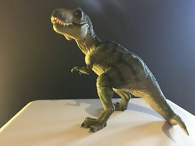 Papo 2005 Green T-Rex Collectible Figurine