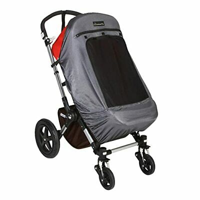 SnoozeShade Plus Deluxe | Universal fit sun shade for strollers