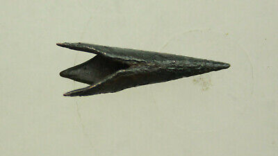 Ancient Roman Bronze Arrowhead L=25x7mm 1,6g