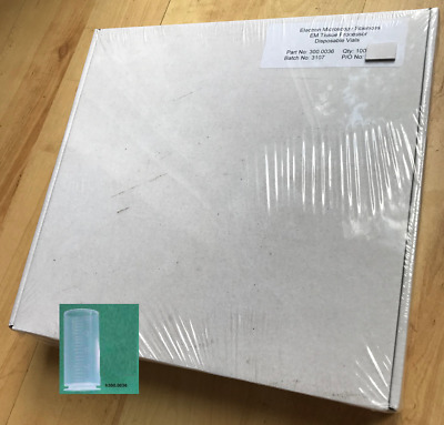 Electron Microscopy Sciences EMS 100 LYNX Processor Disposable Vials NEW SEALED