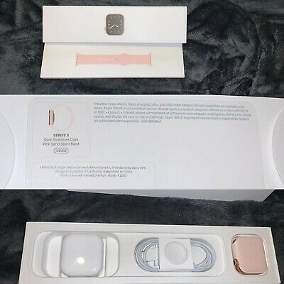Apple Watch Series 5 GPS 44mm Gold/ Pink sand