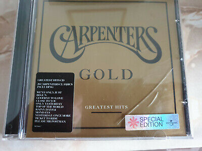The Carpenters - Gold Greatest Hits - Special Edition