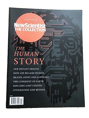 NEW SCIENTIST COLLECTION the Human Story NEW UNUSED