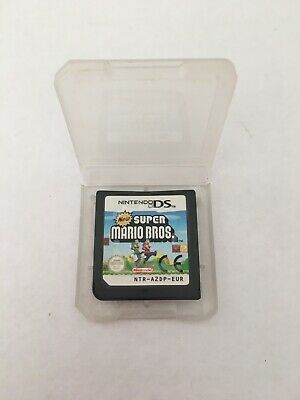 New Super Mario Bros - Nintendo DS Game 2006 'Cartridge Only'