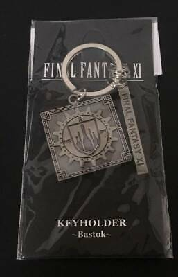Final Fantasy 11 National Flags Key Ring Bastok Ff11