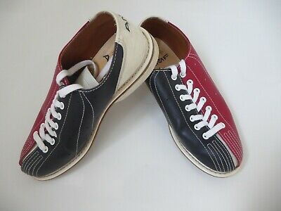AMF Unisex Ten Pin- Mods- Retro- Leather Bowling Shoes