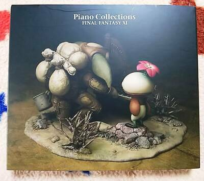 Cd Piano Collections Final Fantasy Xi Used Soundtrack