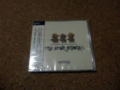 Cd  But The Star Onions Final Fantasy Xi Arrange Album