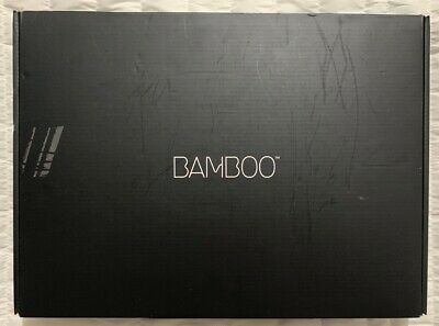Wacom Bamboo Fun CTH-661 Pen & Touch USB Drawing Tablet With Stylus & Software
