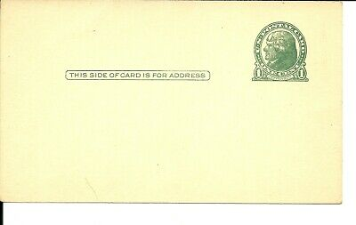 Nice Vintage Usps 1 Cent Postcard - Not Used
