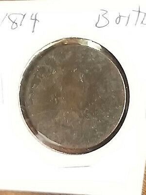 Coin - UK(Great Britain) - 1814 - VG