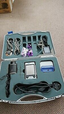 Micro Medical MicroLoop Spirometer With Power Supply + Carry Case