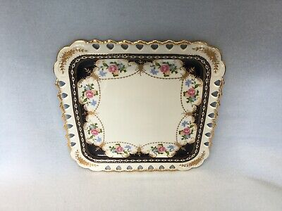 Sorelle Fine Porcelain Hand Crafted Tray