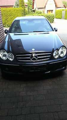 Mercedes Benz CLK 500 Mopf Facelift 387 PS