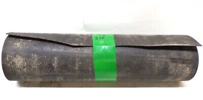 "Smooth Top, Rubber Conveyor Belt, 258"" Length, 1/8"" Thickness, 26"" Width"