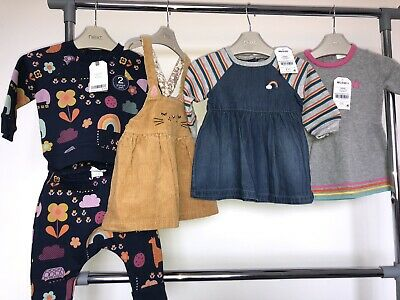 Baby Girls Next Bundle 3/6 Months New With Tags RRP£50