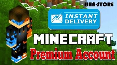 ✅Minecraft Premium✅ACCOUNT JAVA✅Guarantee and Instant Delivery