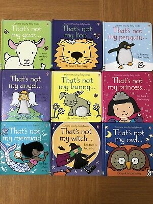 That's Not My... Baby Board Book Bundle
