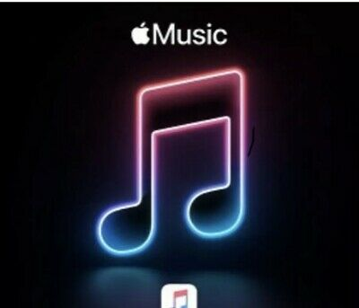 Apple Music 4 Months Free Individual Access Code, New Subscribers Only 6/30/20