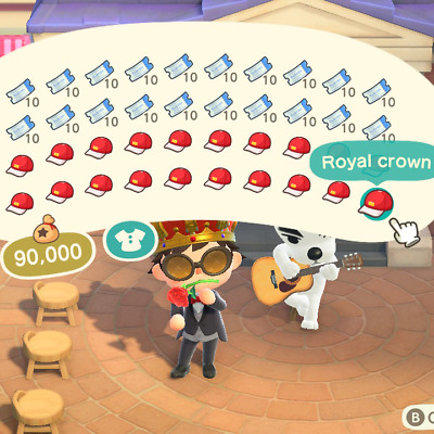 Animal Crossing New Horizons: 12M Bells OR 400 NMT (Nook Miles Tickets), OR mix!