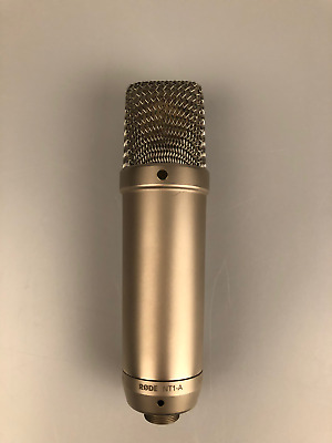 Used Rode NT1-A Cardioid Condenser Microphone