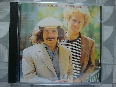 Simon & Garfunkel Greatest Hits Cd