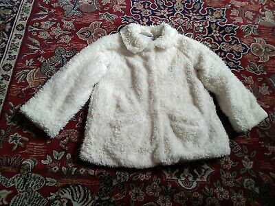 Cosy Girls NEXT Jacket  SIZE 4-5 YRS   **Excellent Condition**