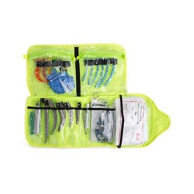 StatPacks G3 First Aid Quickroll Intubation Kit RED New Open-Box
