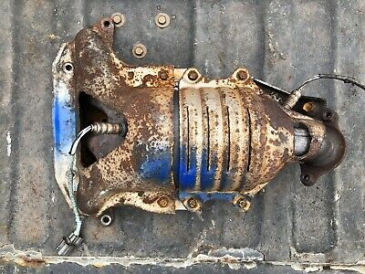 Scrap Catalytic Converter Recycle Full